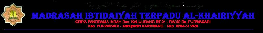 MA'HAD ISLAM TERPADU AL-KHAIRIYYAH