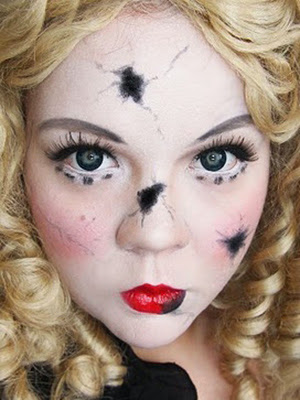 peinados infantiles 2014 disfraces halloween