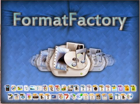 Format Factory 3.3.5 Full Version Free Download Image