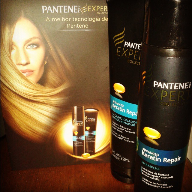 Pantene Expert Advanced Keratin Repair