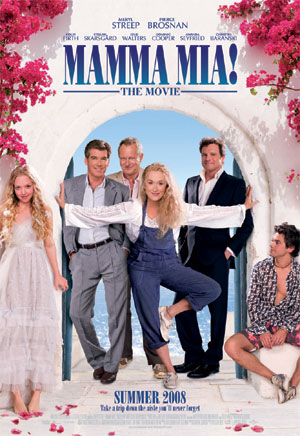 mammamia Mães no cinema