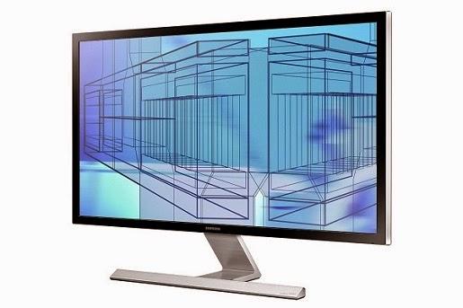 Samsung hợp tác với  Intel phát triển màn hình tv 4K giá rẻ