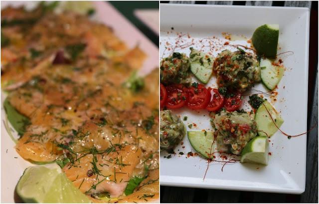 Kutschkermarkt, Wien, Strassenmarkt, Österreich, Slow Food, gebeizter Lachs, Essen und Trinken, Takan's Delikatessen, Fischstand, Wiener Sinnestour