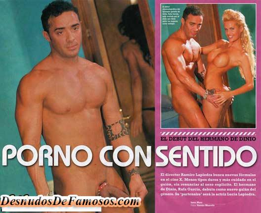 Rafa Garcia Desnudo