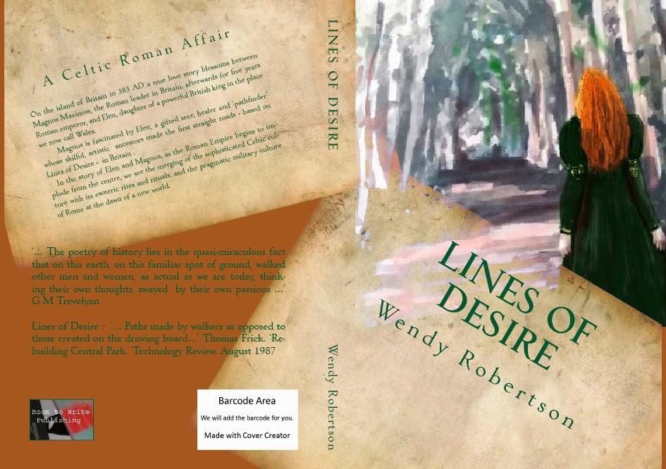 Brand New! LINES OF DESIRE