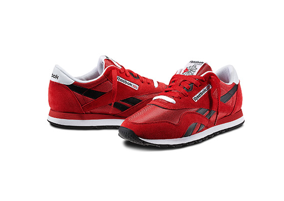 Reebok Rouge Bordeaux