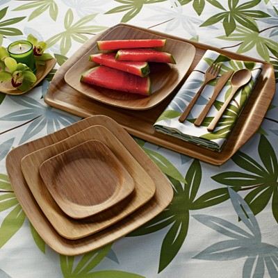 Bamboo Dinnerware & Bamboo Dinnerware ~ Bamboo Craft Photo