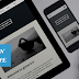 Companion Clean and Responsive Ghost Template