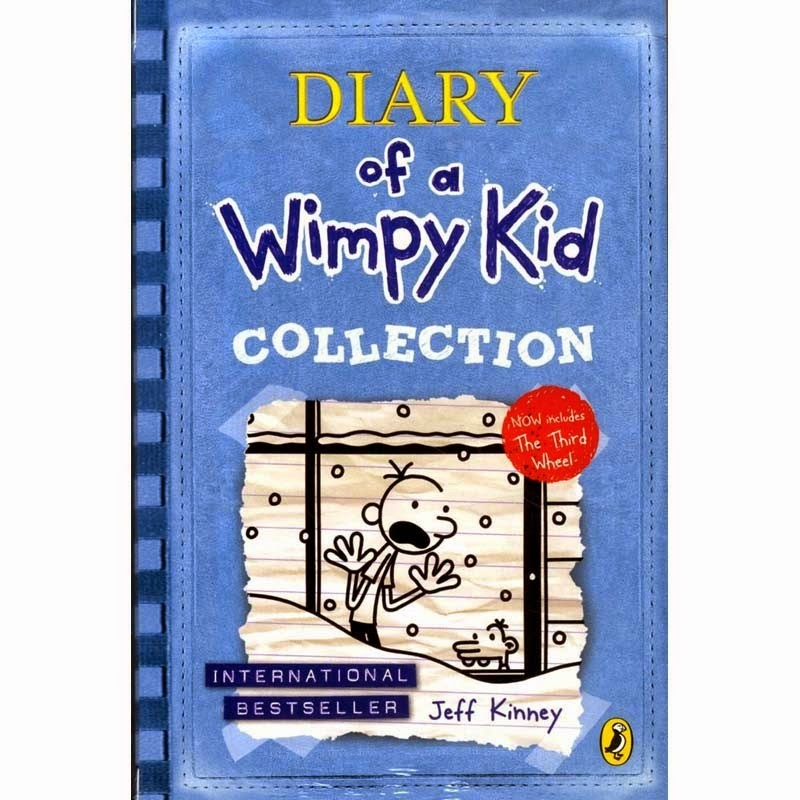 Flipkart: Buy Diary of a wimpy kid 7 copy slipcase at Rs.60