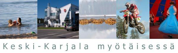 Keski-Karjala myötäisessä