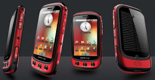 Umeox Apollo solar-powered Android smartphone unveiled