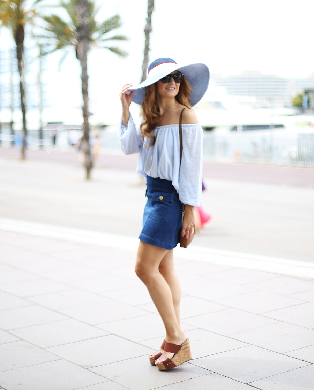Street Style. Fashion blogger