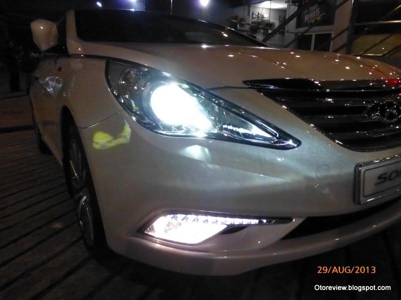DAY To NIGHT ROAD TEST: Hyundai Sonata YF 2.4 Premium
