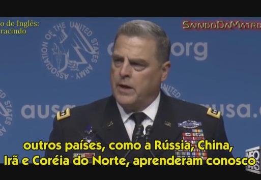 ALERTA GRAVE: EUA AMEAÇAM RÚSSIA