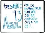 DESAFIO 93 - AZUL