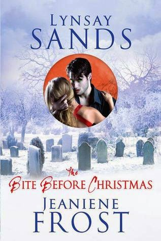 Book Review The Bite Before Christmas by Lyndsay Sands and Jeaniene Frost paranormal romance urban fantasy short story anthology novella