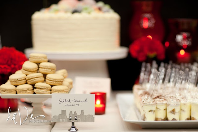 Desserts for Twin Cities Wedding