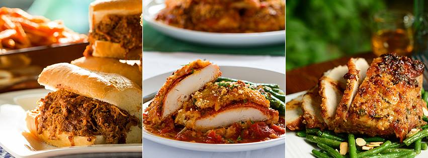 Make 1 Chicken Tonight, Get 6 Meals for the Week pics