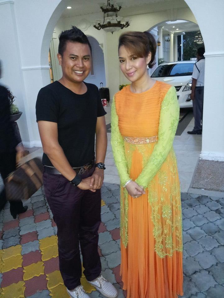 My VVIP Touch For Royal Cik Puan Muda Julita Aishah & Tengku Ameera