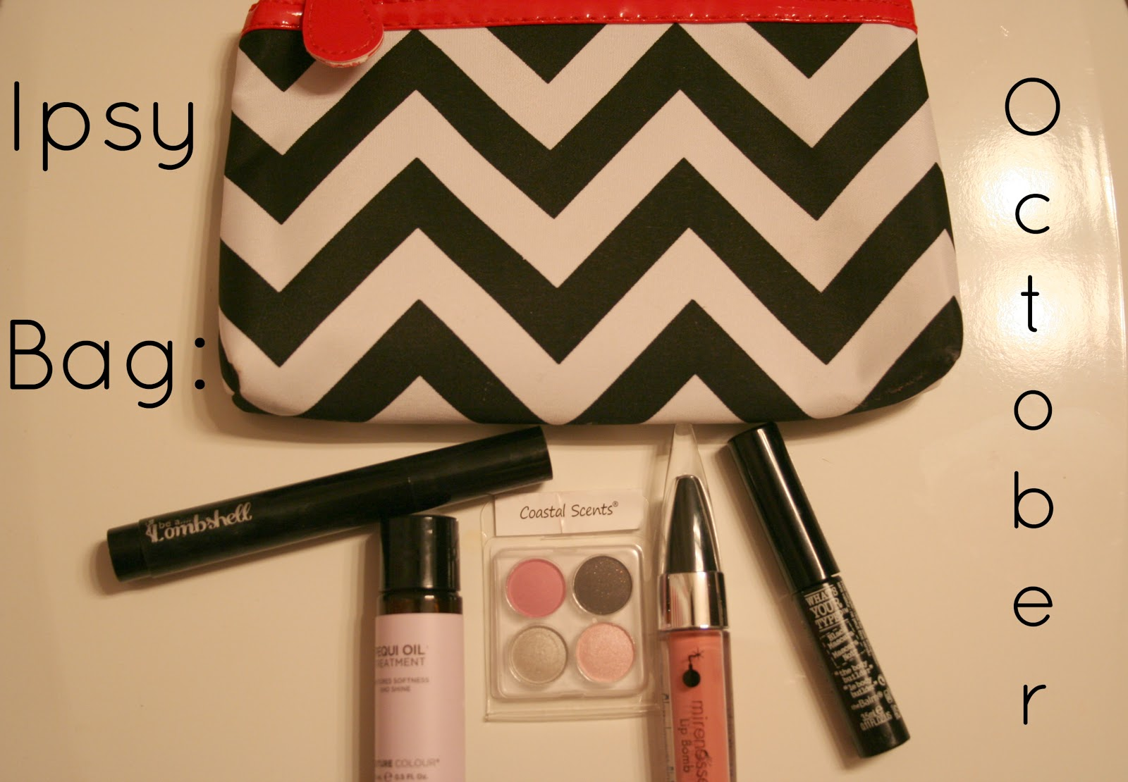It S Not To Late Follow Me If You D Like Ooh And I Got Play With Makeup Another Fave Thing Let Check Out What In This Month Ipsy Bag