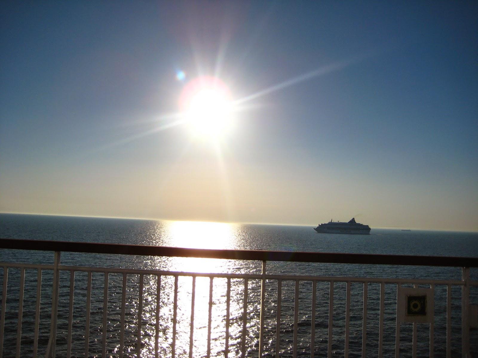 tukholma itämeri meri sea cruise