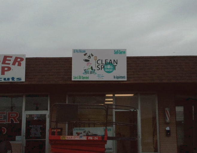 123 main street usa clean spot dog wash owasso ok before october 2012 owasso oklahoma residents had a few options when their dog got dirty pay for a groomer create a mess in the home bathroom by bathing solutioingenieria Images