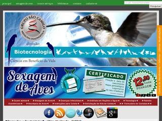 Sexagem de Aves - São Camilo