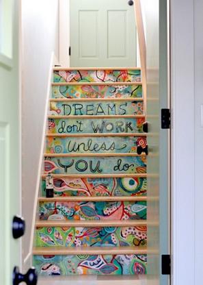 Des idées déco escalier pour relooker son intérieur   Déco etc !