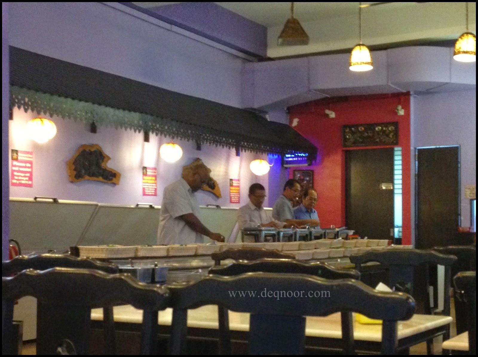 Steamboat Buffet Restoran Q Thai Shah Alam