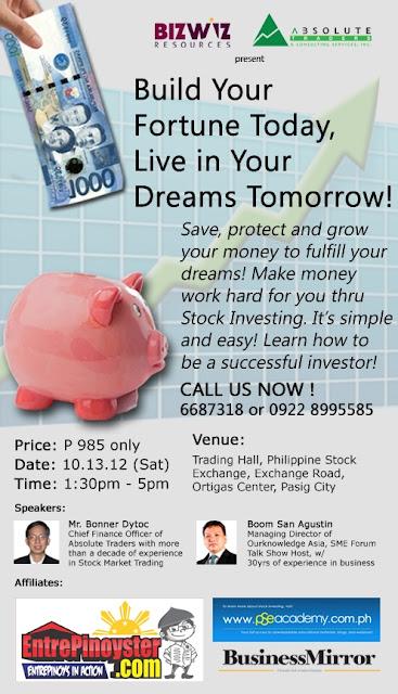 Forex seminar philippines