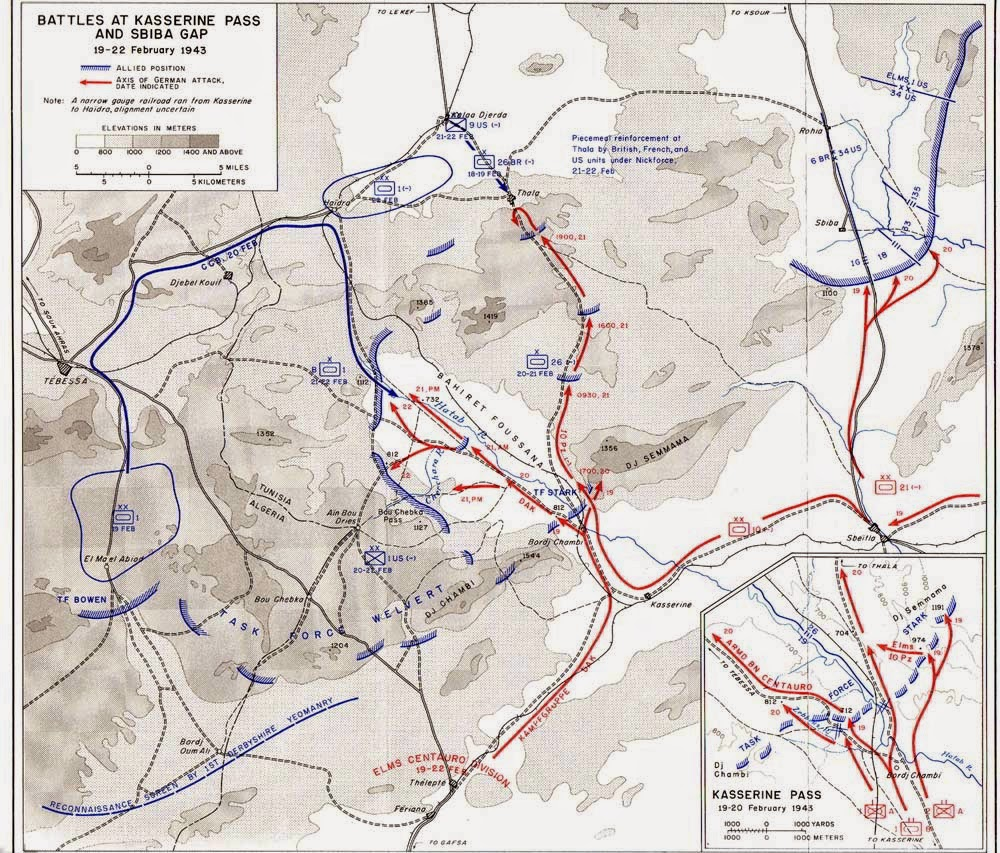 kasserine pass essay The battle of kasserine pass specifically, this essay will examine operational aspects of the battle and the north african campaign to include.
