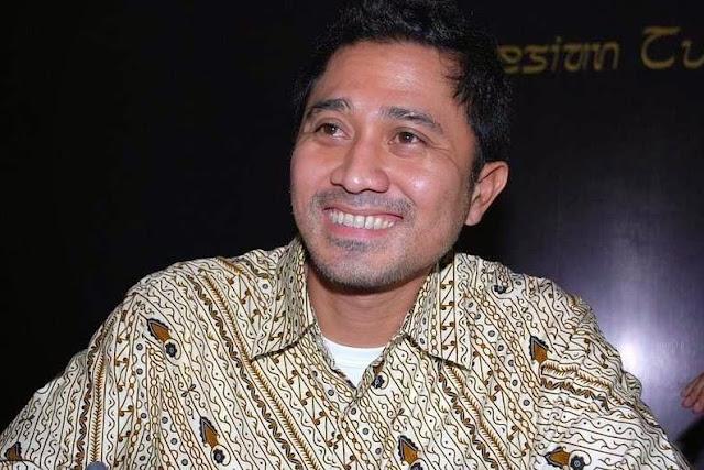 Aktor Indonesia Lukman Sardi