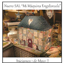 "SAL ""MI MAQUINA ENGALANADA"