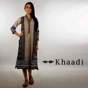 Printed Khaadi Design