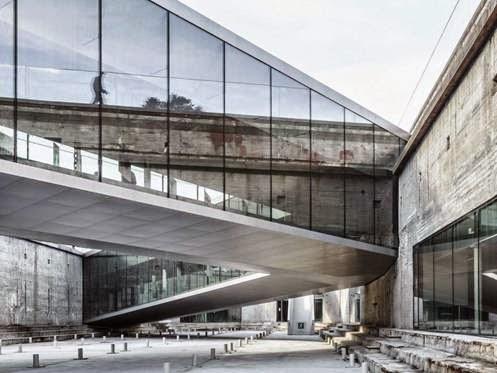 Bảo tàng Hàng hải Đan Mạch, tại Copenhagen, Đan Mạch được - BIG-Bjarke Ingels Group thiết kế (lọt danh sách công trình Văn hóa)