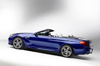 all-new 2013 BMW M6 Convertible F13 official source image