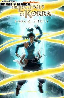 Avatar: La leyenda de Korra Libro 2