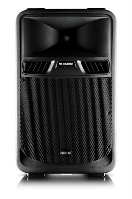 AUDIO GSR10 - 250-Watt Active Sound Reinforcement Speaker