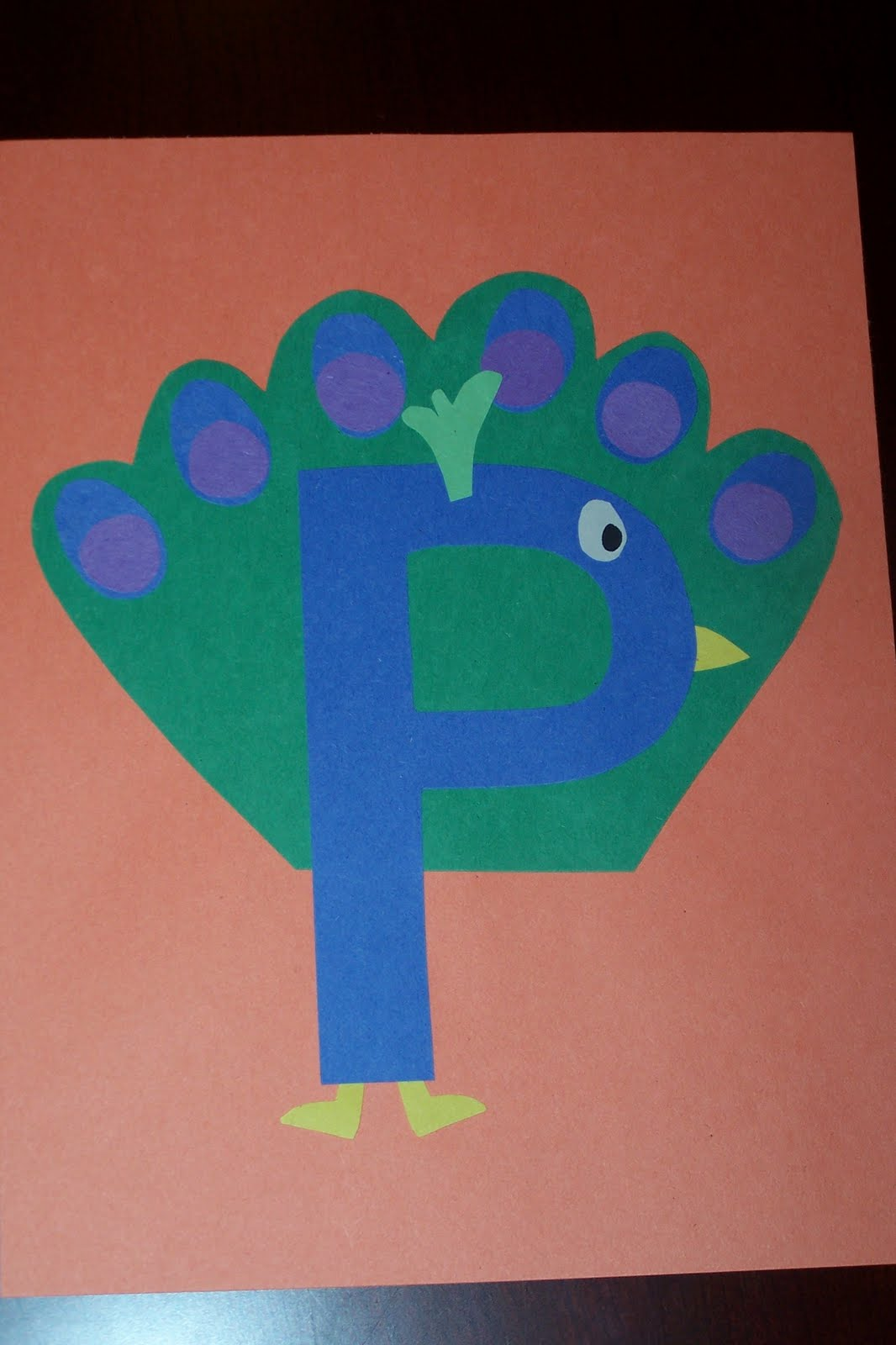 The Princess and the Tot: Letter Crafts - Uppercase ...