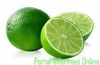 buah jeruk nipis