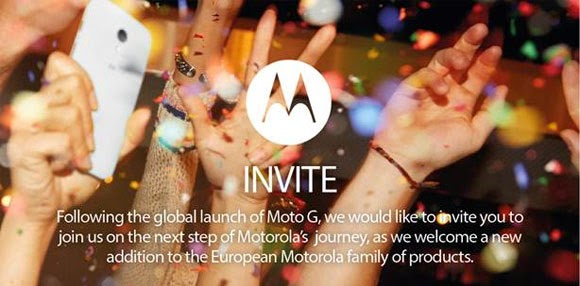 Europeans will get another Motorola's Smartphone next week