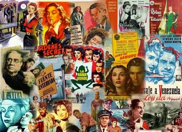 RECUERDO del cine español