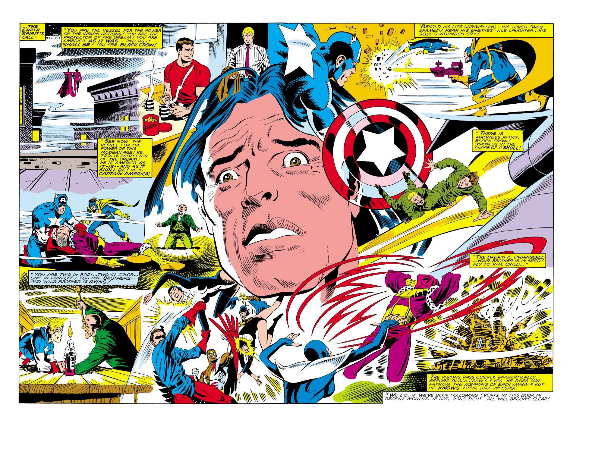 Captain America (1968) Issue #300 #228 - English 3