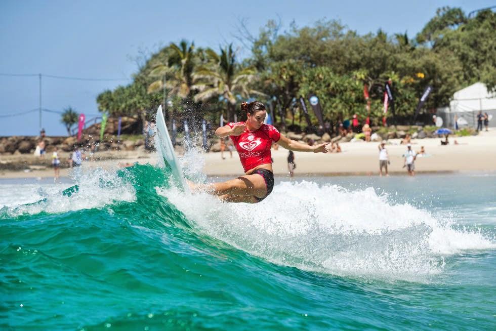42 Roxy Pro Gold Coast 2015 Tyler Wright Foto WSL Kelly Cestari