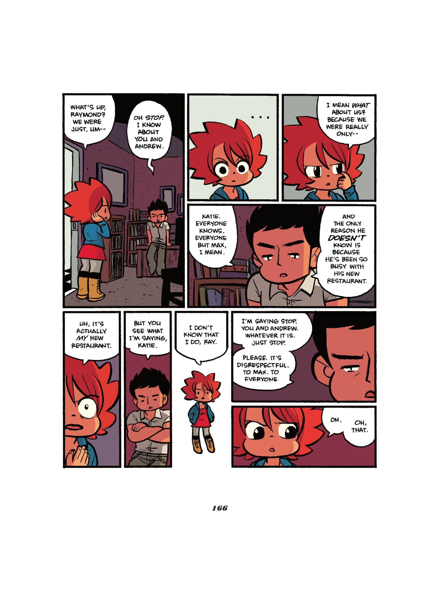 Read online Seconds comic -  Issue # Full - 167