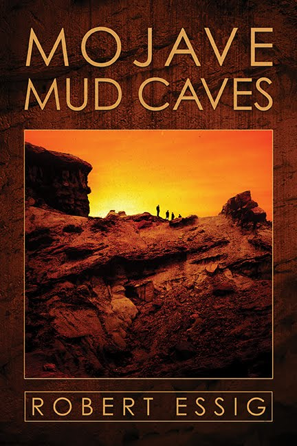 Mojave Mud Caves
