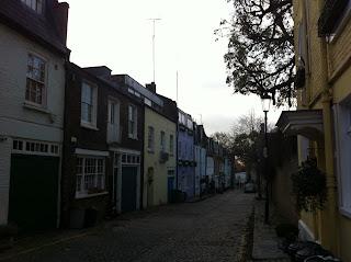 Ladbroke Walk, London W11