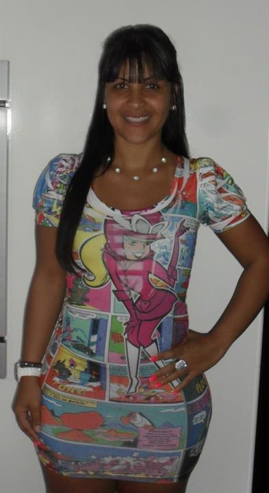 Pri+gibi+1 Priscilla minha ITPITRIGUETCHY vestindo GIBI PRINT!
