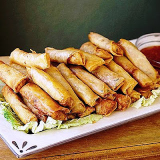 ... yummy spring rolls more friendly to your party preparation timeline