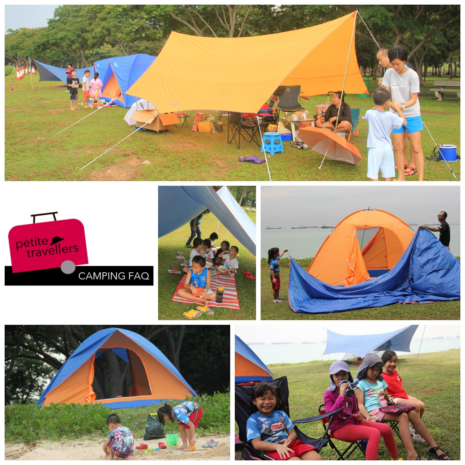 FAQ About Camping In Singapore